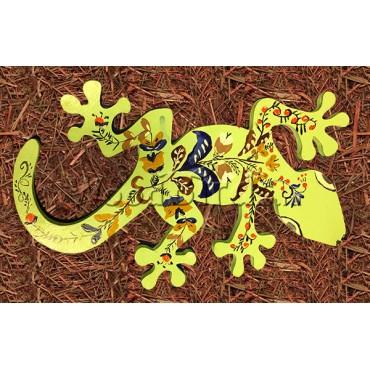деревянная фигурка ЯЩЕРИЦА для росписи и прикольных подарков
