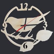 Часы_птица